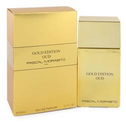 Gold Edition Oud Perfume by Pascal Morabito 3.3 oz Eau De Parfum Spray
