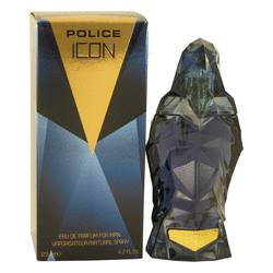 Police Icon Cologne by Police Colognes, 4.2 oz Eau De Parfum Spray for Men