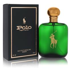 Polo Cologne by Ralph Lauren 4 oz Eau De Toilette / Cologne Spray