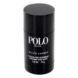 Polo Black Cologne by Ralph Lauren 2.5 oz Deodorant Stick