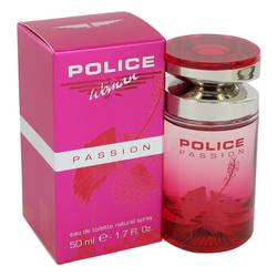 Police Passion Perfume by Police Colognes, 1.7 oz Eau De Toilette Spray for Women