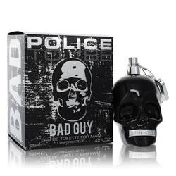 Police To Be Bad Guy Cologne by Police Colognes 4.2 oz Eau De Toilette Spray