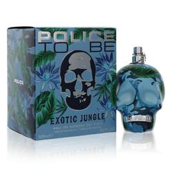 Police To Be Exotic Jungle Cologne by Police Colognes 4.2 oz Eau De Toilette Spray