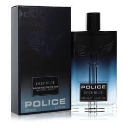 Police Deep Blue Cologne by Police Colognes 3.4 oz Eau De Toilette Spray