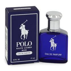 Polo Blue Cologne by Ralph Lauren 0.5 oz Mini EDP