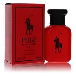 Polo Red Cologne by Ralph Lauren 1.3 oz Eau De Toilette Spray