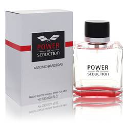 Power Of Seduction Cologne by Antonio Banderas 3.4 oz Eau De Toilette Spray