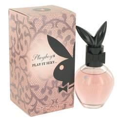 Playboy Play It Sexy Perfume by Playboy 1.7 oz Eau De Toilette Spray