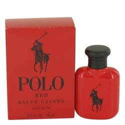 Polo Red Cologne by Ralph Lauren 0.5 oz Eau De Toilette