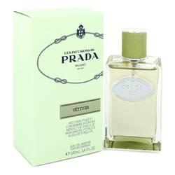 Prada Infusion De Vetiver Cologne by Prada 3.4 oz Eau De Parfum Spray