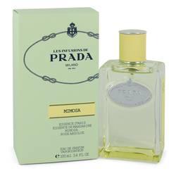 Prada Les Infusions De Mimosa Perfume by Prada 3.4 oz Eau De Parfum Spray