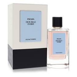 Prada Olfactories Double Dare Cologne by Prada 3.4 oz Eau De Parfum Spray with Gift Pouch (Unisex)
