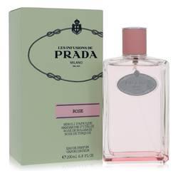 Prada Infusion De Rose Perfume by Prada 6.8 oz Eau De Parfum Spray