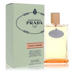 Prada Infusion De Fleur D'oranger Perfume by Prada 6.8 oz Eau De Parfum Spray