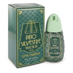 Pino Silvestre Selection Deep Charisma Cologne by Pino Silvestre, 4.2 oz Eau De Toilette Spray for Men