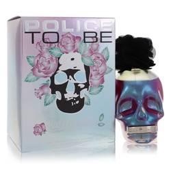 Police To Be Rose Blossom Perfume by Police Colognes 4.2 oz Eau De Parfum Spray