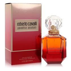 Roberto Cavalli Paradiso Assoluto Perfume by Roberto Cavalli 1.7 oz Eau De Parfum Spray