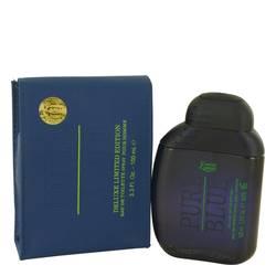 Pure Blue Cologne by Lamis 3.3 oz Eau De Toilette Spray