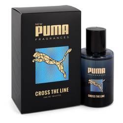 Puma Cross The Line Cologne by Puma 1.7 oz Eau De Toilette Spray