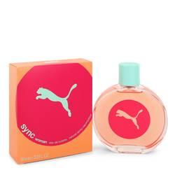 Puma Sync Perfume by Puma 3 oz Eau De Toilette Spray
