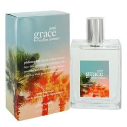 Pure Grace Endless Summer Perfume by Philosophy 4 oz Eau De Toilette Spray