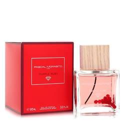 Purple Ruby Perfume by Pascal Morabito 3.4 oz Eau De Parfum Spray