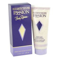 Passion Perfume by Elizabeth Taylor 3.4 oz Body Lotion