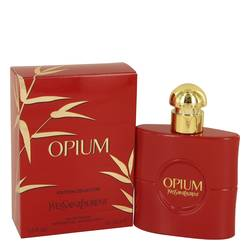 Opium Perfume by Yves Saint Laurent 1.6 oz Eau De Parfum Spray (Collectors Edition)