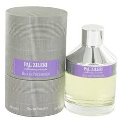 Pal Zileri Blu Di Provenza Cologne by Mavive 3.4 oz Eau De Toilette Spray