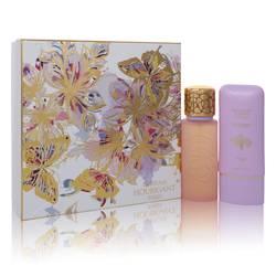 Quelques Fleurs Royale Perfume by Houbigant -- Gift Set - 3.3 oz Eau De Parfum Spray + 5.1 oz Body Lotion