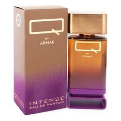 Q Intense Cologne by Armaf 3.4 oz Eau De Parfum Spray
