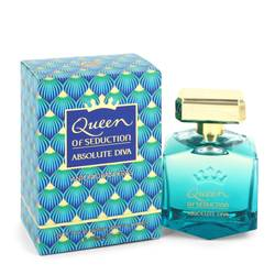 Queen Of Seduction Absolute Diva Perfume by Antonio Banderas 2.7 oz Eau De Toilette Spray