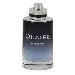 Quatre Absolu De Nuit Cologne by Boucheron 3.4 oz Eau De Parfum Spray (Tester)