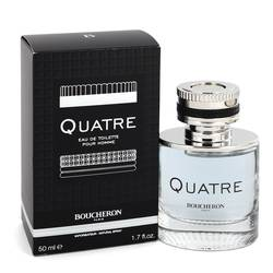 Quatre Cologne by Boucheron 1.7 oz Eau De Toilette Spray