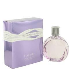 Loewe Quizas Perfume by Loewe 3.4 oz Eau De Toilette Spray
