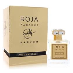 Roja Aoud Crystal Perfume by Roja Parfums 3.4 oz Extrait De Parfum Spray (Unisex)