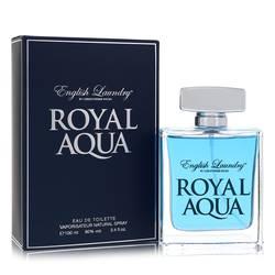 Royal Aqua Cologne by English Laundry 3.4 oz Eau De Toilette Spray