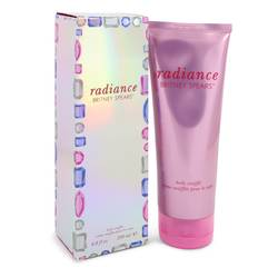 Radiance Perfume by Britney Spears 6.8 oz Body Souffle