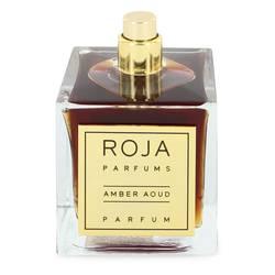 Roja Amber Aoud Perfume by Roja Parfums 3.4 oz Extrait De Parfum Spray (Unisex Tester)