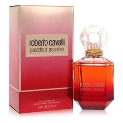 Roberto Cavalli Paradiso Assoluto Perfume by Roberto Cavalli 2.5 oz Eau De Parfum Spray