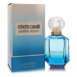Roberto Cavalli Paradiso Azzurro Perfume by Roberto Cavalli 2.5 oz Eau De Parfum Spray