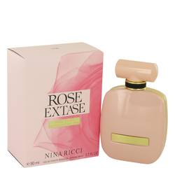 Rose Extase Perfume by Nina Ricci 1.7 oz Eau De Toilette Sensuelle Spray