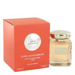Reve Opulent Perfume by Terry De Gunzburg 3.4 oz Eau De Parfum Spray