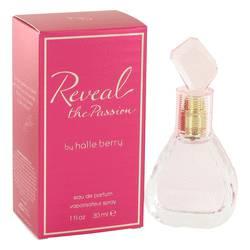 Reveal The Passion Perfume by Halle Berry 1 oz Eau De Parfum Spray