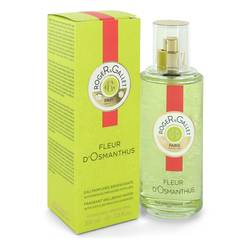 Roger & Gallet Fleur D'osmanthus Perfume by Roger & Gallet 3.3 oz Fragrant Wellbeing Water Spray