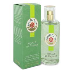 Roger & Gallet Feuille De Figuier Cologne by Roger & Gallet 3.3 oz Fragrant Wellbeing Water Spray (Unisex)