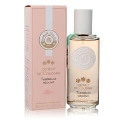 Roger & Gallet Tubereuse Hedonie Perfume by Roger & Gallet 3.3 oz Extrait De Cologne Spray