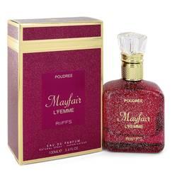 Mayfair L'femme Perfume by Riiffs 3.4 oz Eau De Parfum Spray (Unisex)