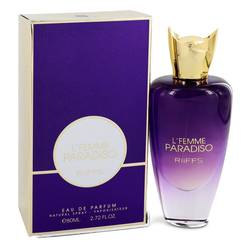 L'femme Paradiso Perfume by Riiffs 2.7 oz Eau De Parfum Spray