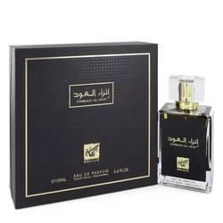 Rihanah Ithrah Al Oud Perfume by Rihanah 3.4 oz Eau De Parfum Spray (Unisex)